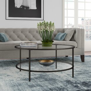 Magdalen Coffee Table by Andover Mills