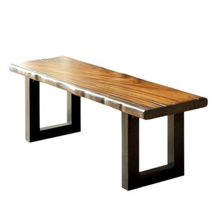 Loon Peak Levenson Wood Bench