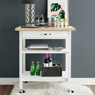 Rilla Multifunction Kitchen Cart Ebern Designs