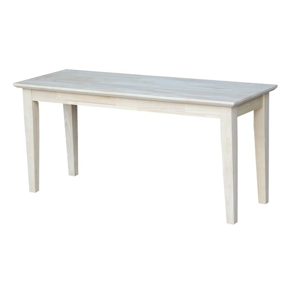 Unfinished Benches You\'ll Love | Wayfair