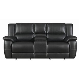 Nawrocki Reclining Loveseat by..