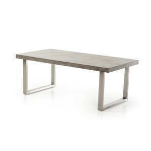 Lennox Dining Table by 17 Stories