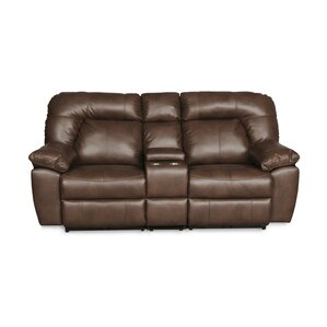 Katharyn Console Reclining Loveseat by Darby Home Co