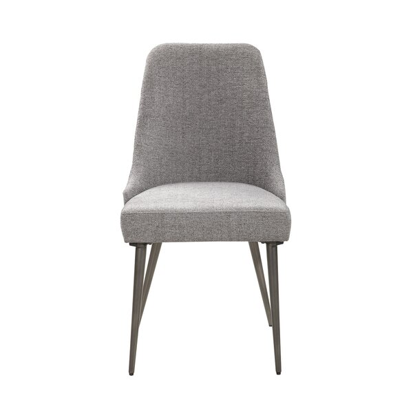Union Rustic Polina Upholstered Dining Chair Wayfair