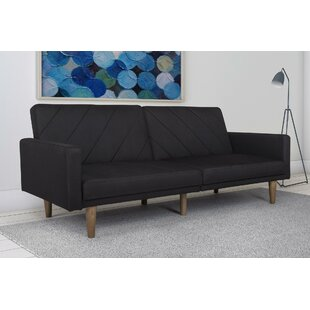 Shop For Heritage Convertible Sofa by Langley Street