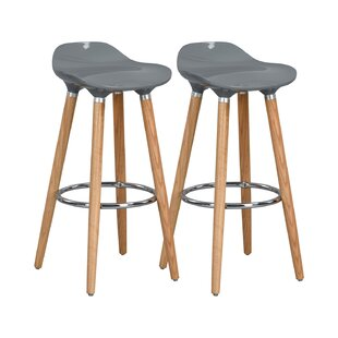 Santa Maria 73cm Bar Stool (Set Of 2) By George Oliver