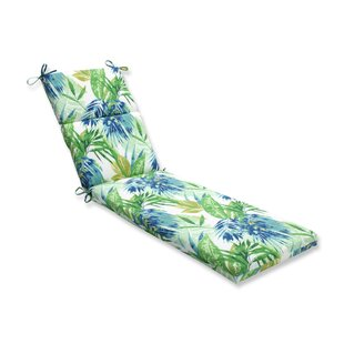 Soleil Indoor/Outdoor Chaise Lounge Cushion