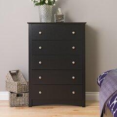 Black Tall Dressers Chests Free