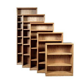 Kerns Standard Bookcase by Loon Peak