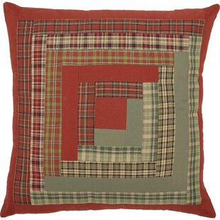 Ruff Holiday Decor Patchwork Cotton Throw Pillow