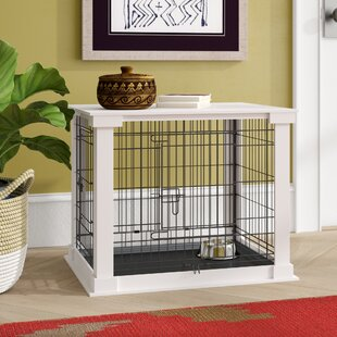 Aries Pet Crate End Table Archie & Oscar