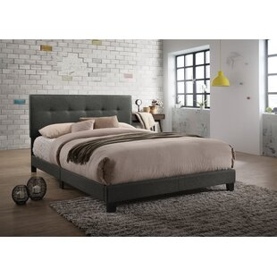 Eisen Queen Upholstered Panel Bed