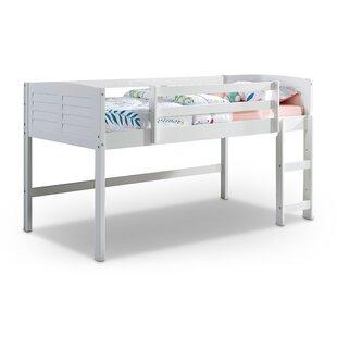 Chichaoua Twin Low Loft Bed