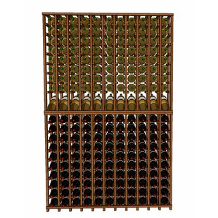 Premium Cellar Series 220 Bottle Floor Wine Rack