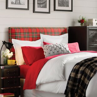 Simonds Upholstered Panel Headboard by Darby Home Co