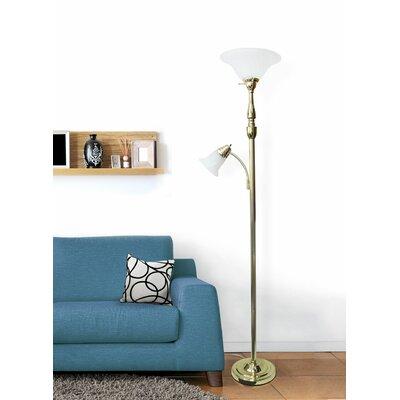 Antique Bronze Amp Gold Floor Lamps You Ll Love In 2019