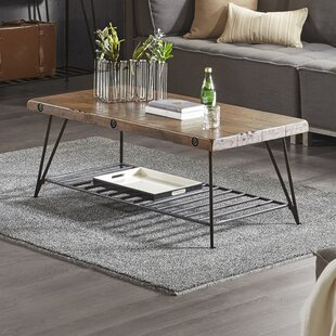 Cesare Coffee Table by 17 Stories New