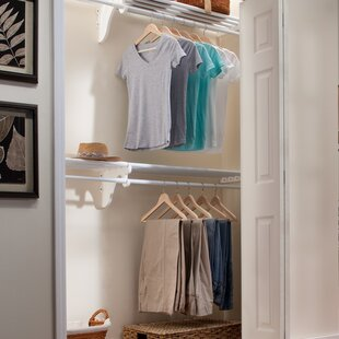 Closet System Wall Shelf