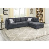 Amy-Lou 108 Right Hand Facing Sectional by Latitude Run