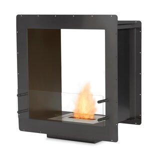 Wall Mounted Bio-Ethanol Fireplace By EcoSmart Fire