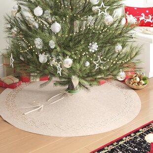 christmas tree skirts you ll love wayfair