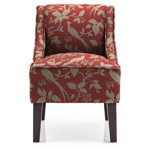 Hilbert Slipper Chair by Andover Mills