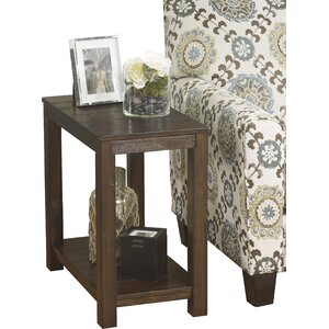 Cattle Creek Chairside Table by Loon Peak