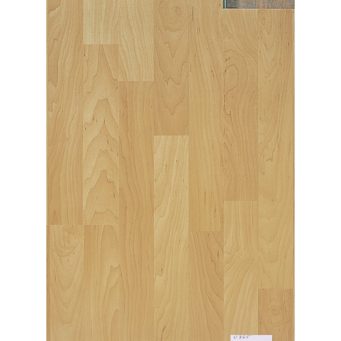 Maple Laminate Flooring home decorators collection brilliant maple 8 mm thick x 7 12 in wide x 47 14 in length laminate flooring 2209 sq ft case hdc703 the home depot Classic 8 X 47 X 8mm Maple Laminate In Vermont Maple Plank