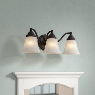 Price comparison Omaha 3-Light Vanity Light By Andover Mills