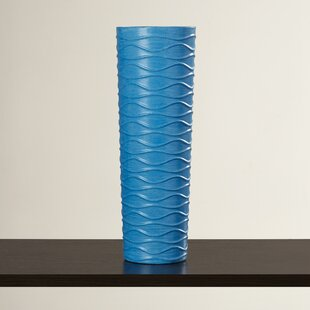 Johansson Cylinder Wood Decorative Vase