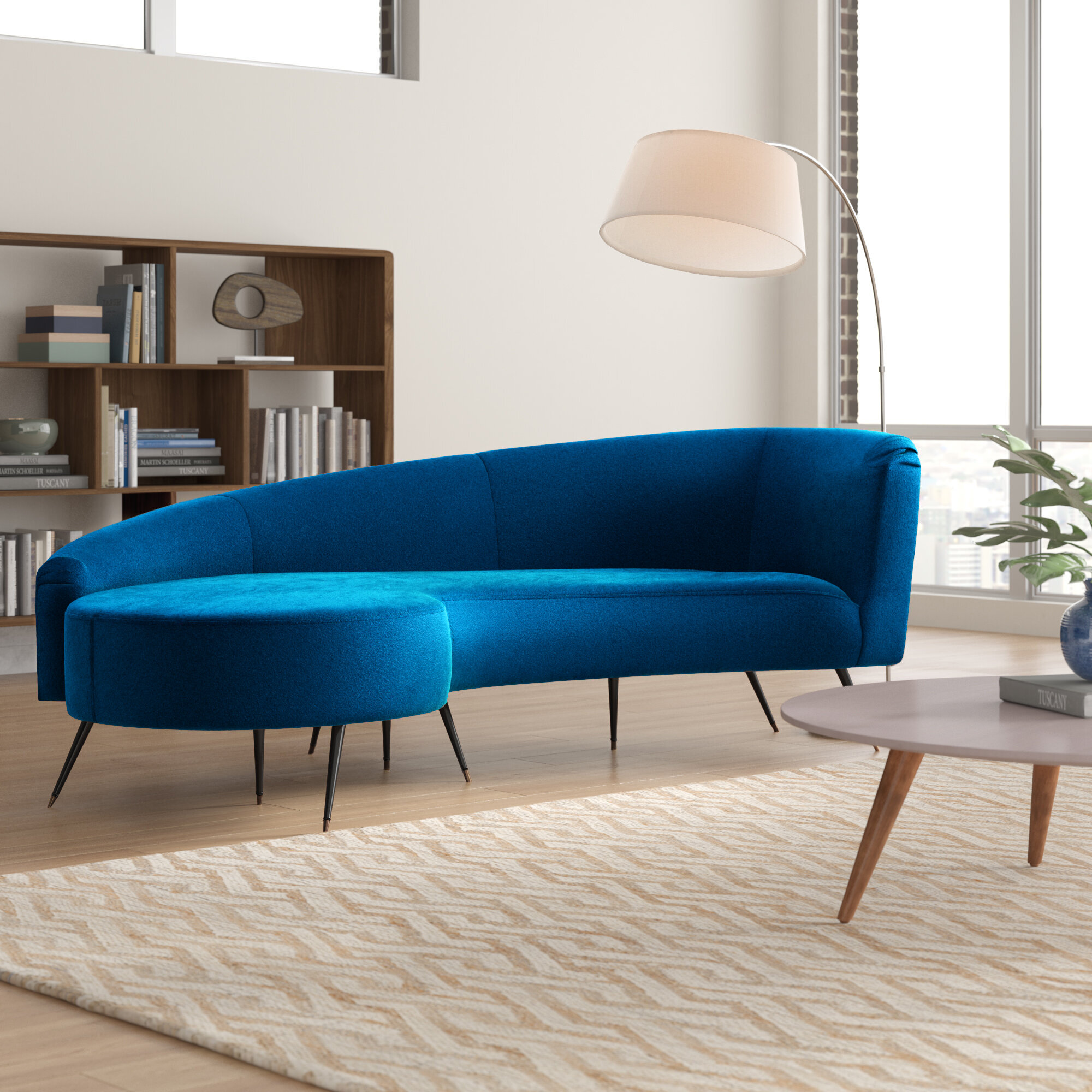 Kelly Sofa Reviews Allmodern