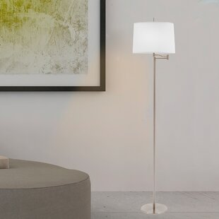 Read Reviews 62 Swing Arm Floor Lamp By Fangio Lighting