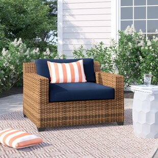 Waterbury Patio Chair with Cushions