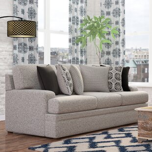 Reviews Elienor Arms Sofa by Simmons Upholstery by World Menagerie Reviews (2019) & Buyer's Guide