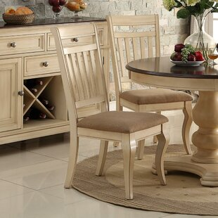 Huang Upholstered Dining Chair (Set of 2)