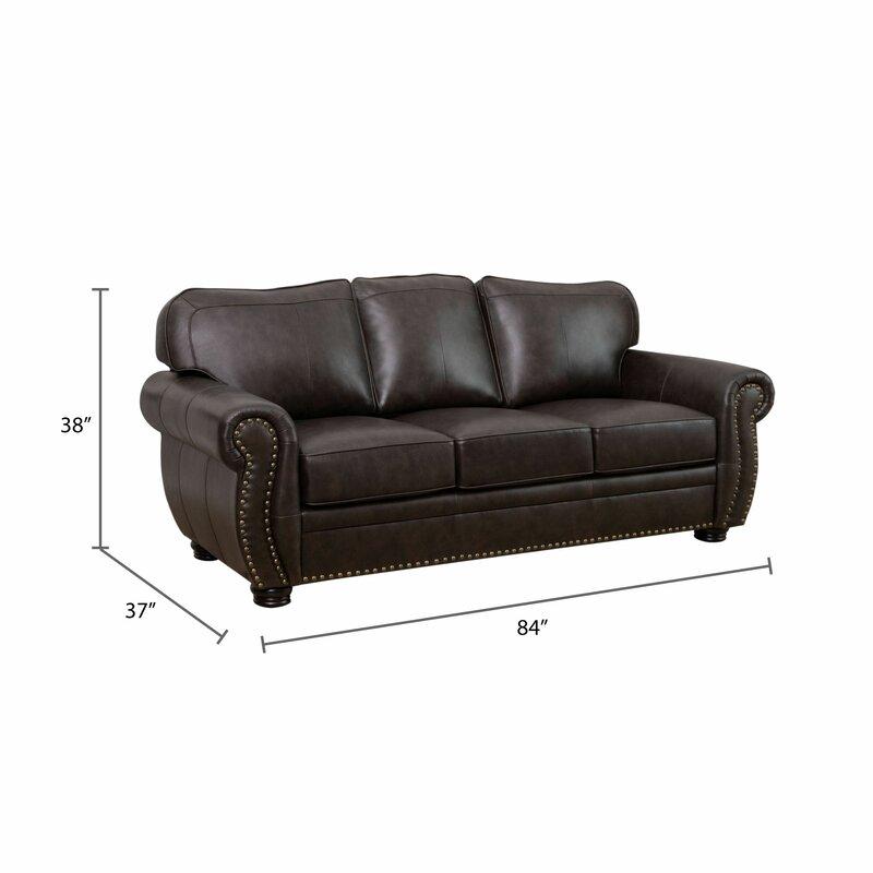 Hotchkiss Leather Sofa