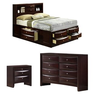 Derik Platform Configurable Bedroom Set