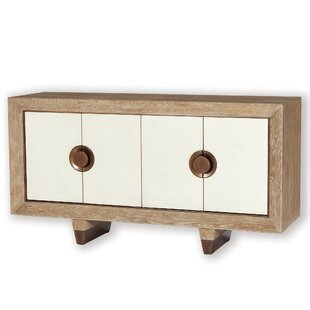 Geneva 4 Door Accent Cabinet by Studio A Home