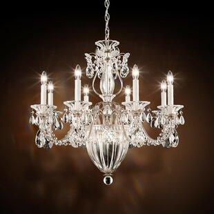 Look for Bagatelle 8-Light Chandelier By Schonbek