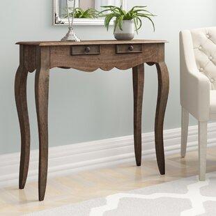 Bridgette Console Table By Ophelia & Co.