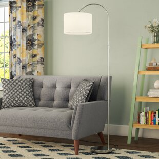 Buendia 6588 Arched Floor Lamp