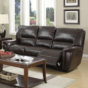 Indianola Motion Reclining Sofa Red Barrel Studio