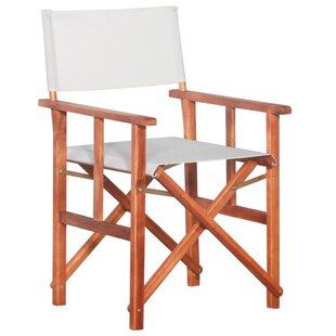 Strathearn Folding Garden Chair By Sol 72 Outdoor