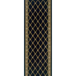 Clearance Sattenapalle Black Area Rug ByMeridian Rugmakers