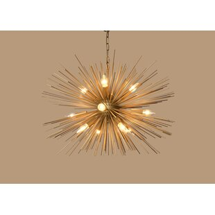 Brayden Studio Duron 12-Light Chandelier