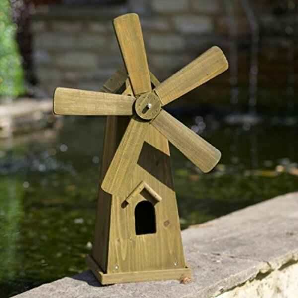 Wooden Windmill Wayfaircouk