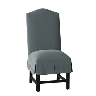 Whitehall Skirted Upholstered Dining Chair by Sloane Whitney SKU:AB517844 Details