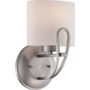 Fenderson 1-Light Bath Sconce ..