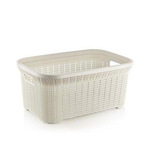 Winston Porter 1.15 Bushel Laundry Basket