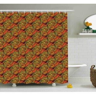 Indian Shower Curtain Wayfair